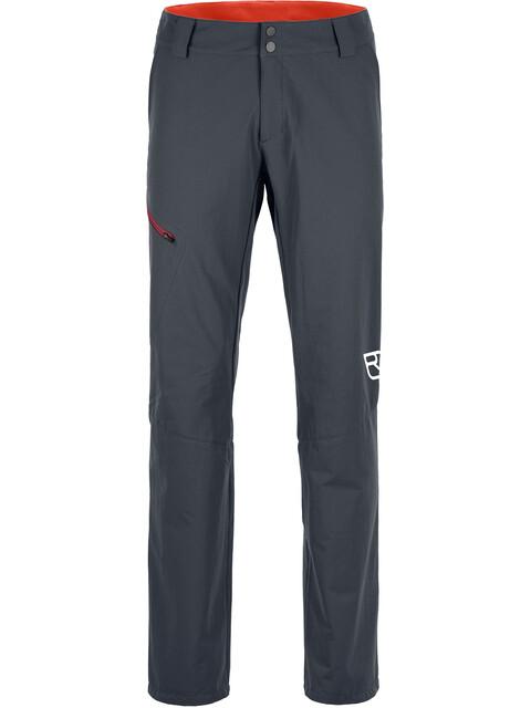 Ortovox M's Pelmo Pants Black Steel
